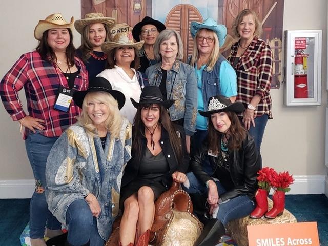 Club women meet in Orlando for GFWC FL Fall Board