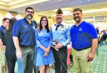 South Miami Rotary enjoys new venue/ Veteran Outreach serves many