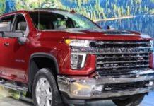 2020 Chevy Silverado 2500 LTZ is truck-driver's truck