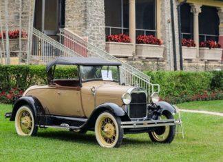 The Deering Estate to host vintage automobile show