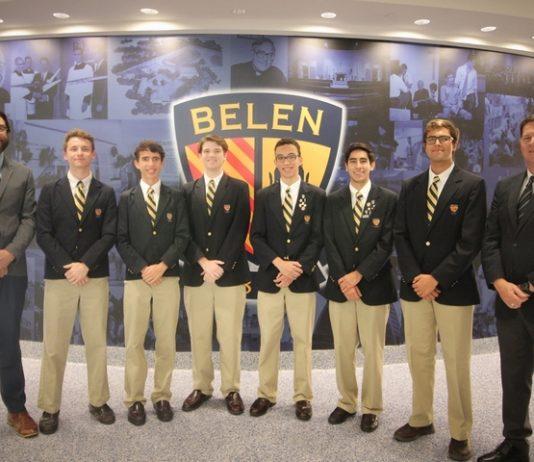 6 Belen seniors named National Merit Scholarship Semifinalists